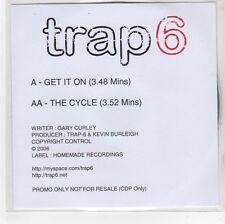 (GH15) Trap 6, Get It On - 2006 DJ CD