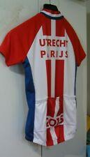 Utrecht Paris 2015 Team Cycling Jersey Shirt Top M Medium