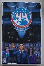 Letter 44 T1 Vitesse de libération SOULE & ALBURQUERQUE éd Glénat Comics