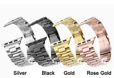 Stainless Steel Wrist Band For Apple iWatch Series 5/4/3/2/1 38/40mm 42/44mm