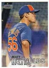 2016 Topps Stadium Club Baseball #22 Matt Reynolds New York Mets