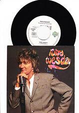 """7"""" - Rod Stewart - Ruby Tuesday -----"""