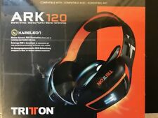 TRITTON ARK 120 3.5mm Wired AmpStereo RGB Gaming Headset PC/PS4/XBOX/SWITCH NEW!