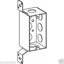 Orbit HDB-1-50-FB Singal Gang Handy Box and Bracket 2.13 Inch Deep 0.5 Inch