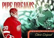 1997-98 Leaf Pipe Dreams #14 Chris Osgood