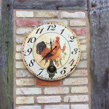 romantique horloge de cuisine - Grand Montre im style campagnard - décoration