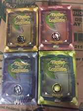 Myths And Legends Brotherhood Set Of All 4 Starter Decks For Card Game TCG CCG