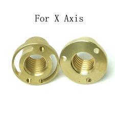 Bridgeport Milling Machine X Axis Copper Nut Screw Copper Sleeve Vertical Mill