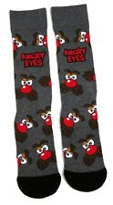 MENS MR POTATO HEAD ANGRY EYES SOCKS UK SIZE 6-11 / EUR 39-46/ USA 7-12
