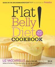 Flat Belly Diet! Cookbook: 200 New MUFA Recipes by Liz Vaccariello, Cynthia Sass