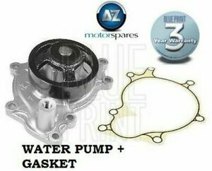 FOR MITSUBISHI CANTER 4.9DT FUSO 8/2006 > WATER PUMP KIT INC GASKET