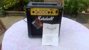 MARSHALL 40 W GUITAR AMP NEW / UNUSED