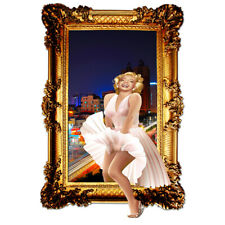 5D Full Drill Diamond Painting with Frames Marilyn Monroe Home Decors