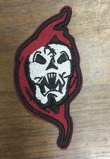 Skull Patch, Inspired By Ozzy Osbourne Tattoo, Black Sabbath