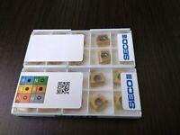 SECO XNHQ 090531TN4-M08 F40M 10 PCS Carbide inserts