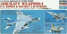 U.S. BOMBS & ROCKET LAUNCHERS (Mk.81/82/83/84, M-117, BLU-27) #35001 HASEGAWA