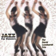 Jazz for Dancers by David Leonhardt Trio (LIKE NW CD) Cheek to Cheek, That's All