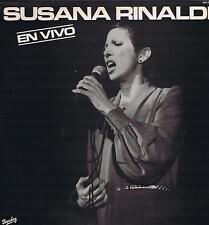 LP FRENCH SUSANNA RINALDI EN VIVO TANGO ARGENTINE