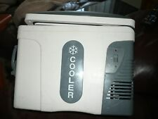 Brookstone Thermal Electric Cooler Dc 12V Warm And Cool Small Compact Cup Holder
