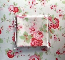 Cath Kidston Fabric 50 X 50cms White Rose Patchwork FQ Material Sewing Quilting