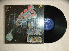 """LP ASTROS """"Up 2 date band"""" MAGGY RECORDS MAGGY 106 USA µ"""