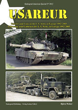 TANKOGRAD NO 3012 USAREUR VEHICLES AND UNITS OF THE U.S. ARMY IN EUROPE 1992-200