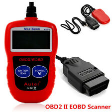 MS310 OBD2 OBDII EOBD Scanner Car CAN BUS Fault Code Reader Diagnostic Scan Tool