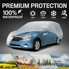 SUV Car Cover for Ford Edge Motor Trend 6-Layer Water Dirt Scratch Resistant