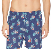 Tommy Bahama Printed Knit Boxer Shorts Hibiscus Men's Shorts Size M