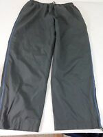 CHEETAH WOMENS GRAY 100% POLYESTER ATHLETIC PANTS SIZE XXL SUPER CUTE!