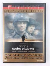 Saving Private Ryan (Dvd, 1999, Dts Surround) Widescreen