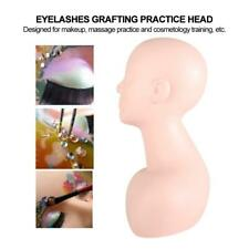 Mannequin Head Hairdressing Cosmetology Training Practice Head Wig Hat Display
