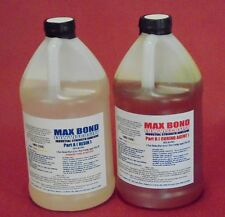 EPOXY RESIN 4 BOAT BUILDING MARINE GRADE HIGH STRENGTH FIBERGLASS RESIN 1gal LV!