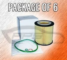CARTRIDGE OIL FILTER L15607 FOR BMW - CASE OF 6 - OVER 250 VEHICLES