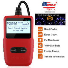 VC309 OBD2 Code Reader Scanner Check Engine Turn Off Fault Light Diagnostic Tool
