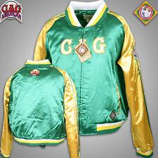 Negro League Chicago American Giants satin jacket NLBM Women Sz S-2XL NWT