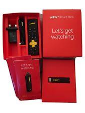 Now tv smart stick remote control