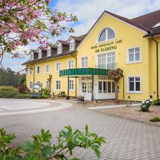 MEGA DEAL 3 Tage Urlaub 1 Abendessen travdo Ferien Hotel Flaeming Gutschein f. 2