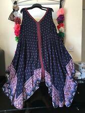 Monsoon Plus Size Floral Calf Length Dresses for Women