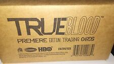 2012 TRUE BLOOD PREMIERE TRADING CARD 10-BOX hobby sealed case