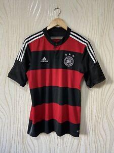 GERMANY 2014 2015 AWAY FOOTBALL SHIRT SOCCER JERSEY ADIDAS G74520 sz M