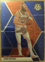 ARON BAYNES 2019-20 MOSAIC DISCO BLUE PRIZMS /85 Phoenix Suns