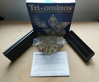 Triominos Board Game Pressman 2002 Complete With Instructions