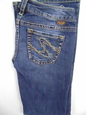Silver Tuesday distressed Bootcut Jeans Size 28 (452)