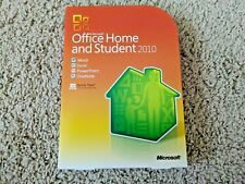 Microsoft Office Home & Student 2010 -EXCELLENT-