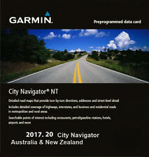 GARMIN CITY NAVIGATOR AUSTRALIA & NEW ZEALAND NT 2017.20