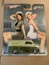 hot wheels dairy delivery Nose Art