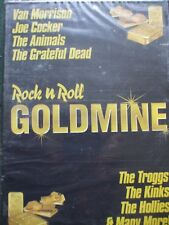 Rock n Roll Goldmine DVD.BRAND NEW AND SEALED.Region Free 0/ALL
