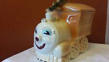 Train Cookie Jar made by Starner Original Sticker