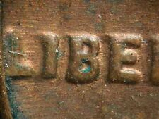 High Grade Mint Error 1955-P Lincoln Wheat Cent Ddo#3 R/B